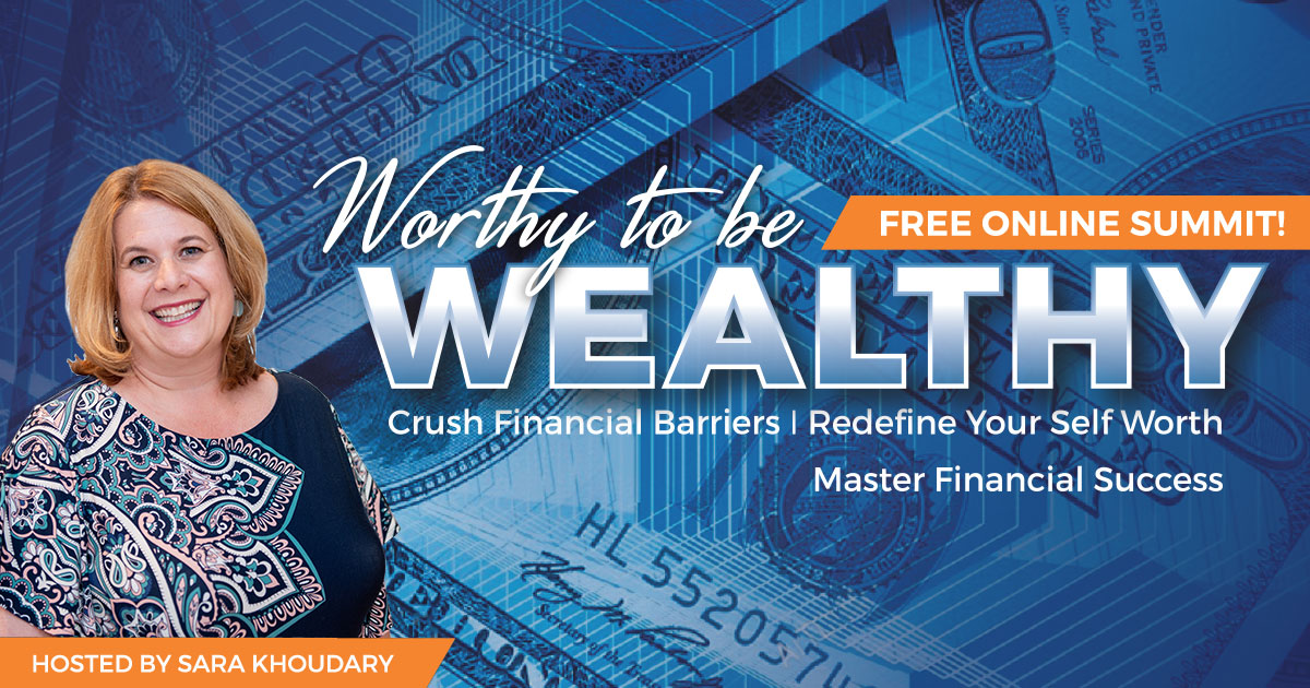 Join The Worthy To Be Wealthy Online Show